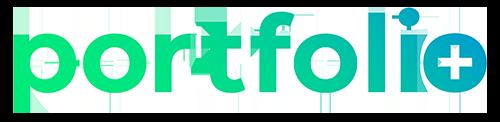 Portfolio+ Logo